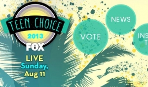 Кристен Стюарт и Роберт Паттинсон - номинанты Teen Choice Awards 2013