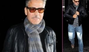 Джордж Клуни сильно постарел
