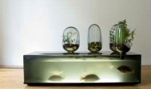 Что будет, если скрестить аквариум и холодильник?