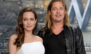 Брэд Питт подарил Анджелине Джоли на день рождения одежду, бельё и лошадь