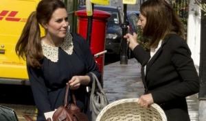 Кейт Миддлтон все больше становится похожей на собственную маму