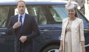 Принц Уильям и Кейт Миддлтон не знают пол своего ребёнка