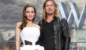 Анджелина Джоли не хочет видеть на свадьбе пьяных друзей Брэда Питта