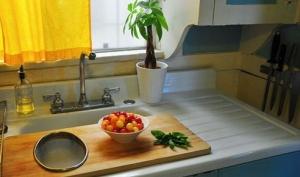Как всё разместить на маленькой кухне?