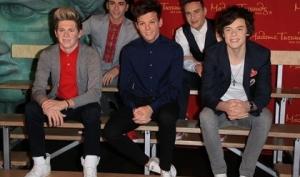 В Нью-Йорке появились восковые фигуры One Direction