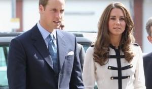 Кейт Миддлтон и принц Уильям отправились в Лондон