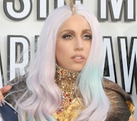 Леди Гага - самый популярный исполнитель британского радио
