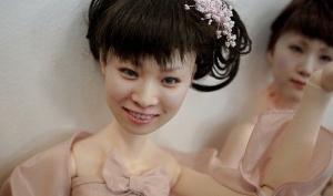 Куклы-невесты - хит японской свадебной фотосъёмки