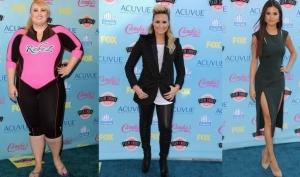 Лучшие наряды Teen Choice Awards 2013