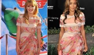 Платье в цветочек: Джада Пинкетт Смит против Беллы Торн