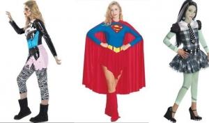 Супергерои - самые популярные костюмы на Хэллоуин 2013