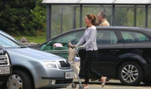 Кейт Миддлтон похудела после родов