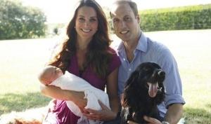 Ребёнок Кейт Миддлтон ввёл моду на пеленание младенцев