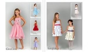 Нарядные платья для девочек в стиле baby doll: что это такое?