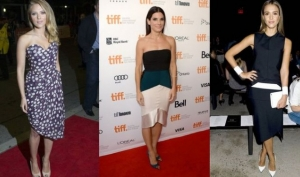 Лучшие наряды голливудских красавиц на прошлой неделе