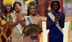 Мисс Мира 2013 стала актриса из Филиппин