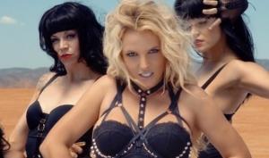 Бритни Спирс выпустила видео Work Bitch