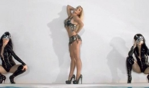 Фигуру Бритни Спирс для видео Work Bitch редактировали