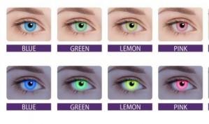 О достоинствах и недостатках контактных линз