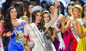Представительница Венесуэлы стала Мисс Вселенной 2013