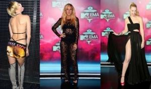 Худшие наряды MTV Europe Music Awards 2013