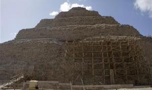 Египетские пирамиды названы самым любимым фоном для фотографий