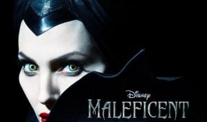 Первый постер фильма Малефисента с Анджелиной Джоли