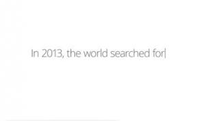 Гугл назвал самые популярные запросы в 2013 году
