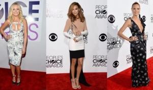 Худшие наряды People's Choice Awards 2014