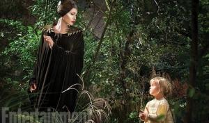 Дочка Анджелины Джоли была единственной, кто не боялся Малефисенты