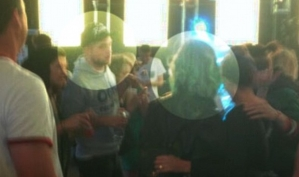 Роберт Паттинсон и Кэти Перри вместе на фестивале Coachella