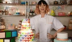 Модные торты и кексы