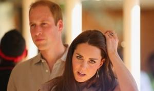 Принцу Уильяму и Кейт Миддлтон подарили картины из фекалий валлаби