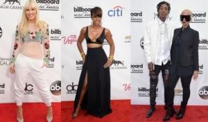 Худшие наряды Billboard Music Awards 2014