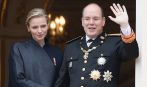 Князь Монако ожидает наследника