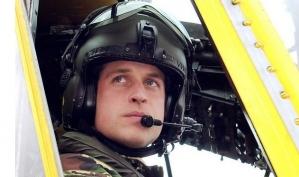 Королева подарила принцу Уильяму на день рождения вертолёт