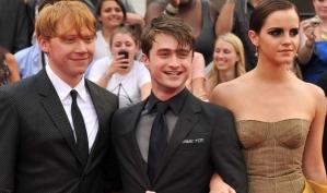 Появился новый рассказ о взрослом Гарри Поттере