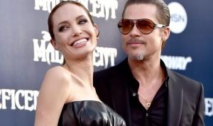 Анджелина Джоли и Брэд Питт тайно поженились