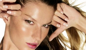 Правильный макияж для зелёных глаз