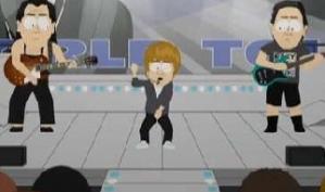 South Park сделали пародию на Джастина Бибера и Ктулху