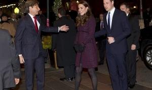 Принц Уильям и Кейт Миддлтон прилетели в Америку