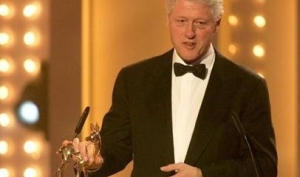 Билл Клинтон снимается в кино