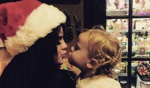 Селена Гомес провела Рождество дома в Техасе