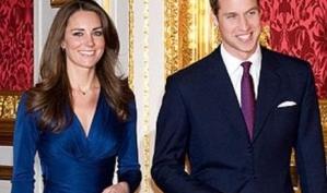 Синее платье, как у Кейт Мидлтон, быстро исчезает с полок магазинов