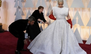 Лучшие наряды Оскара 2015