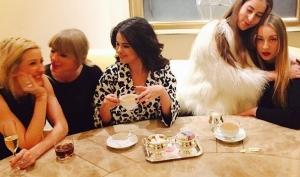 Селена Гомес и Тэйлор Свифт провели выходные вместе