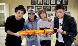 Российские победители Nickelodeon Kids' Choice Awards 2015