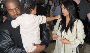Ким Кардашян с семьёй отправилась в Армению