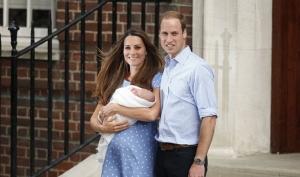 Лондон готовится к родам Кейт Миддлтон