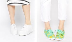 6 пар модной обуви на лето 2015